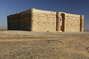 Jordan Photos - Castle by Christian Heeb