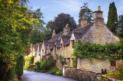 Main Street Photo Prints - Castle Combe Print by Joana Kruse