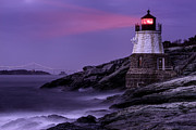 Jerry Fornarotto - Castle Hill Lighthouse