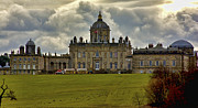 Stately Posters - Castle Howard. Poster by Trevor Kersley