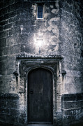 Entrance Door Framed Prints - Castle Tower Framed Print by Joana Kruse