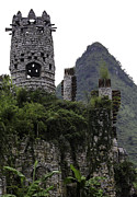 Qing  - Castle Tower
