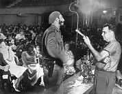 Greater Antilles Photos - Castro Interviews Insurgents by Underwood Archives