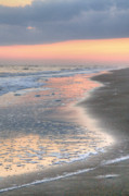 Wrightsville Beach Framed Prints - Caswell Beach. Framed Print by JC Findley
