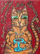 Cynthia Snyder - Cat Cafe au Lait