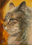 Veronica Coulston - Cat In the Sun