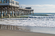 Beach Photograph Prints - Catch Of The Day Print by Brian Harig
