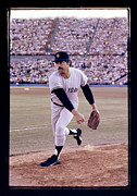 Cy Young Metal Prints - Catfish 1978 Metal Print by Greg Kopriva