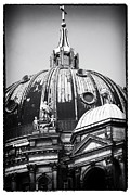 Berlin Cathedral Framed Prints - Cathedral Angels Framed Print by John Rizzuto