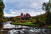 Sedona Photos - Cathedral Crossing by Linda Pulvermacher