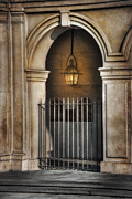 Bryant Photo Framed Prints - Cathedral Gate Framed Print by Brenda Bryant