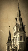 Jackson Prints - Cathedral II  Print by Perry Webster