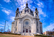 Beaux Arts Art - Cathedral of Saint Paul by Adam Mateo Fierro