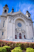 Beaux Arts Art - Cathedral of Saint Paul II by Adam Mateo Fierro