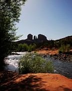 Cathedral Rock Photo Metal Prints - Cathedral Rock Metal Print by Mel Steinhauer