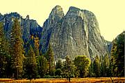 Lynn Bawden - Cathedral Rocks
