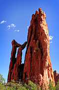 Colorado Photography Photos - Cathedral Spires by Charles Dobbs