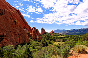Colorado Photography Photos - Cathedral Valley by Charles Dobbs