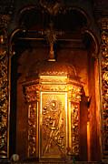 Gaspar Avila - Catholic tabernacle