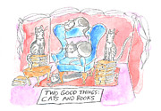Molly Brandenburg - Cats And Books