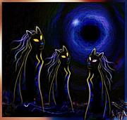 Hartmut Jager - Catwomen