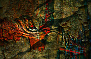 Sherri  Of Palm Springs - Cave Drawings