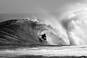 Surfing Photo Prints - Caveman Print by Paul Topp