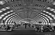 Chuck Kuhn Prints - CDG Airport IV Print by Chuck Kuhn