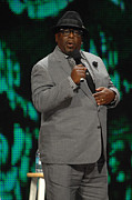 Celebrity Images Prints - Cedric The Entertainer 716 Print by Elgin Edmonds