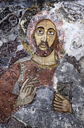 Jesus Photos - Ceiling of the Sumela Monastery by Robert Preston