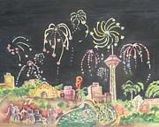 Lynn Maverick Denzer - Celebrate San Antonio