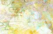 Corporate Art Mixed Media - Celebrate Spring abstract art  by Ann Powell