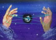 Thomas J Herring - Celestial Cats Cradle