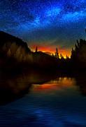 Mark Andrew Thomas - Celestial Terrain