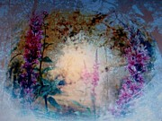Rick Todaro Prints - Celestial  Winter To  Eternal  Spring Print by Rick Todaro