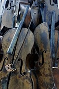 Violin Digital Art - Cellos4 by Rob Hans