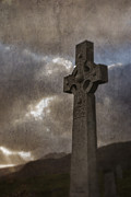 Carrie Kouri - Celtic Cemetery Cross