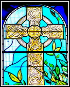 The Creative Minds Art and Photography - Celtic Cross at St....