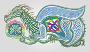 Joyce Jackson - Celtic Good Luck Dragon