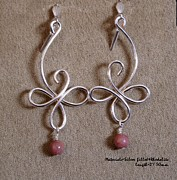 Wirework Jewelry - Celtic Loops 99 by Jan  Brieger-Scranton