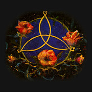 Maureen  Girard - Celtic Rose Knot