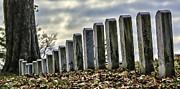 Chuck Kuhn - Cemetery III
