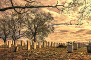 Chuck Kuhn - Cemetery IX