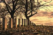 Chuck Kuhn - Cemetery VI
