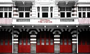 Eddie Cheng - Central Fire Station #01