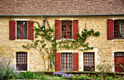 Apremont Framed Prints - Central France house Framed Print by Oleg Koryagin
