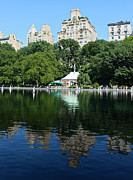 Gregory Dyer - Central Park Conservatory Water