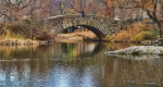 Landscapes Art - Central Park II by Chuck Kuhn