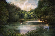 John Rivera - Central Park Lake