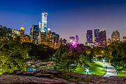 Val Black Russian Tourchin - Central Park Late at...
